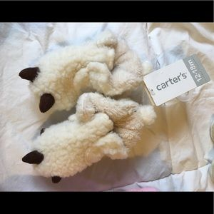Carters slippers / booties